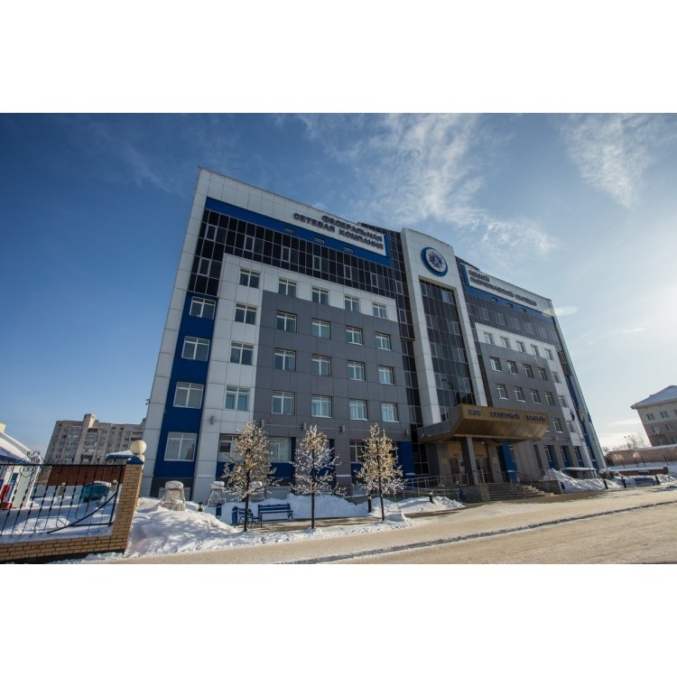 Administrative and amenity building of FCC, UES, MPN of Western Siberia